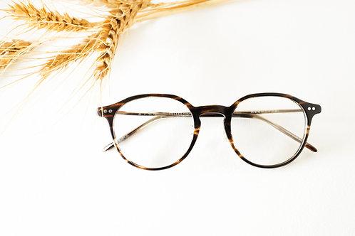 金子眼鏡 KC78 CHS 連1.6/1.67 Klar by ZEISS 鏡片