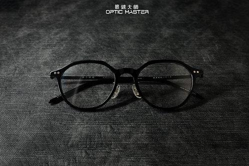金子眼鏡 KC 74 BK 連1.6/1.67 Klar by ZEISS 鏡片