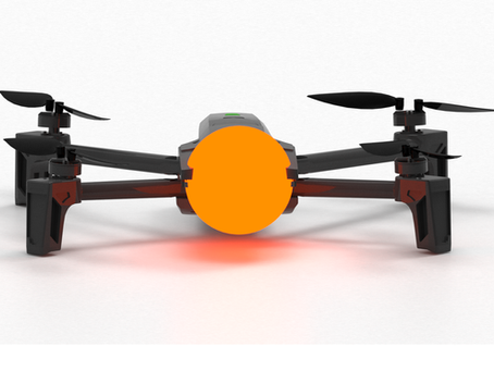 Parrot +Dronisos: Imagining the future of Drone Automation