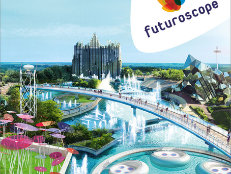 Dronisos installs a permanent drone show at Futuroscope (french)