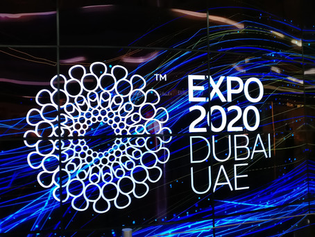 Dronisos at the World Expo 2020 in Dubai