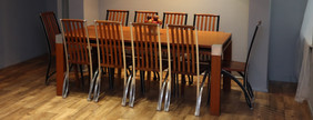 Sebastian Blakely dining set