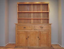 Pine dresser - SOLD