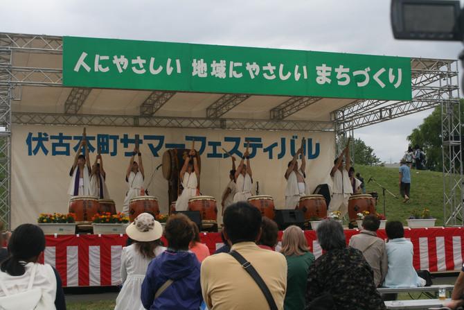伏古サマーフェスティバル