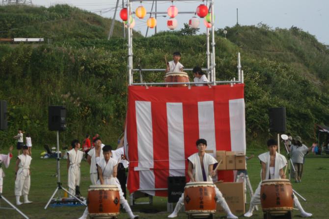 石狩厚田盆踊り