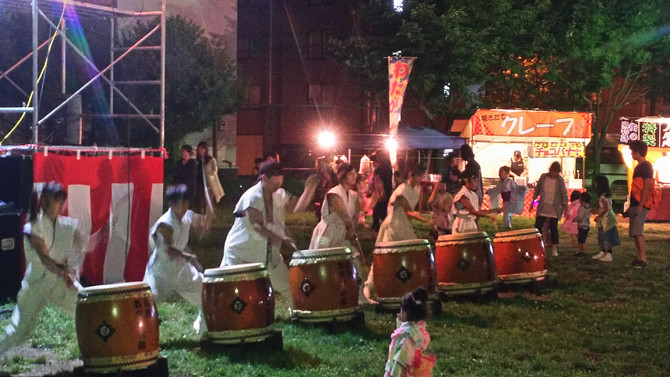 栄南盆踊り