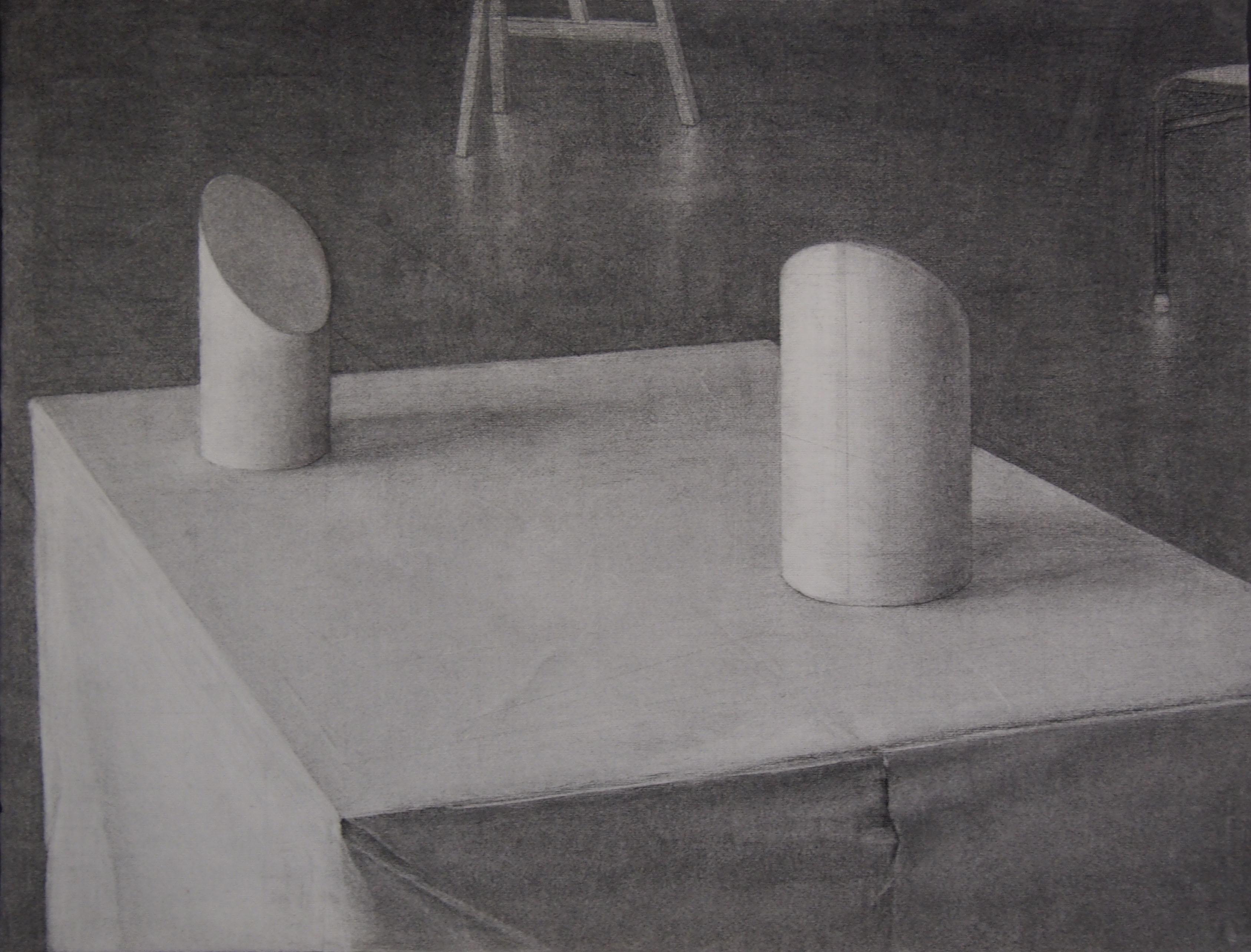 平成24年度 大人の写実絵画コース(昼クラス)