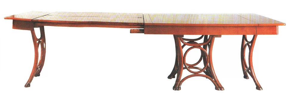 Tavolo allungabile Thonet