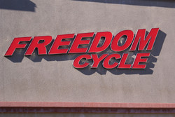 Freedom Cycle Storefront