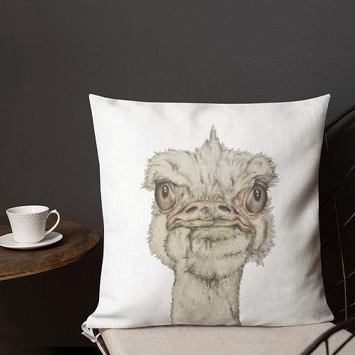 Ostrich Premium Pillow