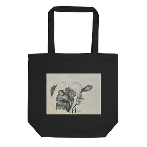 Cow Eco Tote Bag