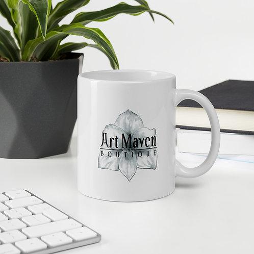Art Maven 2 Mug