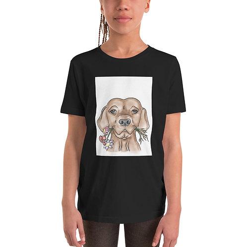 Garden Pup Youth Short Sleeve T-Shirt