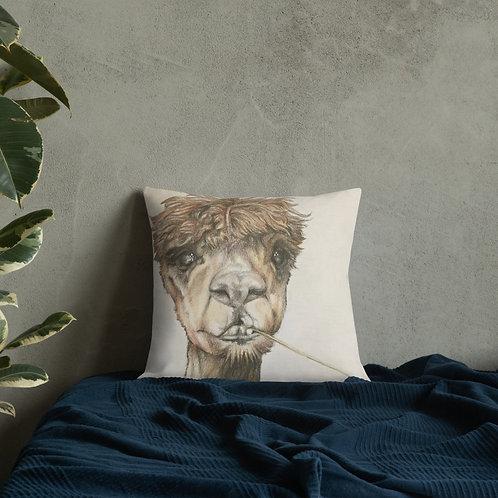Llama Premium Pillow