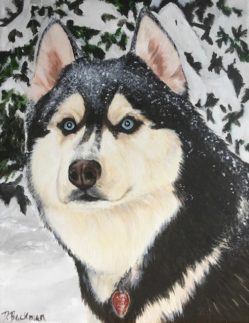 Artwork Husky
