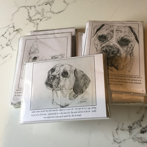 Remember Me Rescue NY Greeting Cards