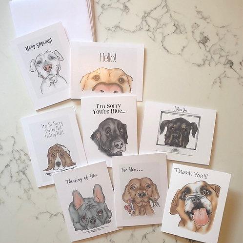 Delightful Dog Cards