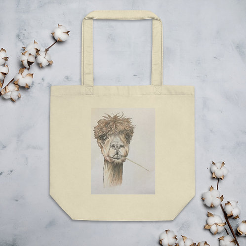 Llama Eco Tote Bag