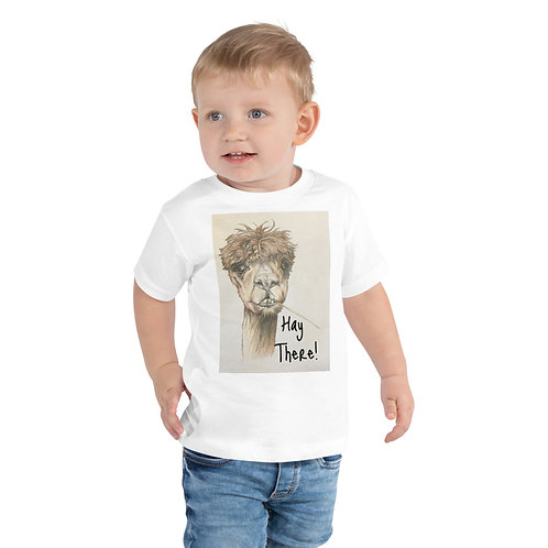 Hay There! Toddler Short Sleeve Tee