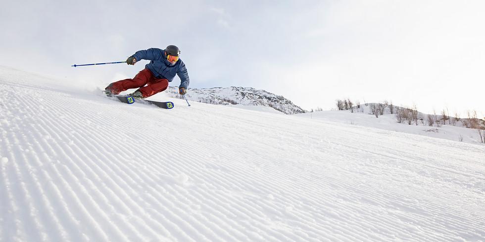 Solheisen ski renn - Storslalom