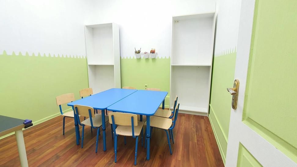 Салатовый кабинет, ЛибертиСкул