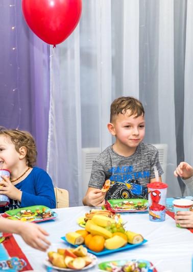 Детский День рождения, Либерти Скул