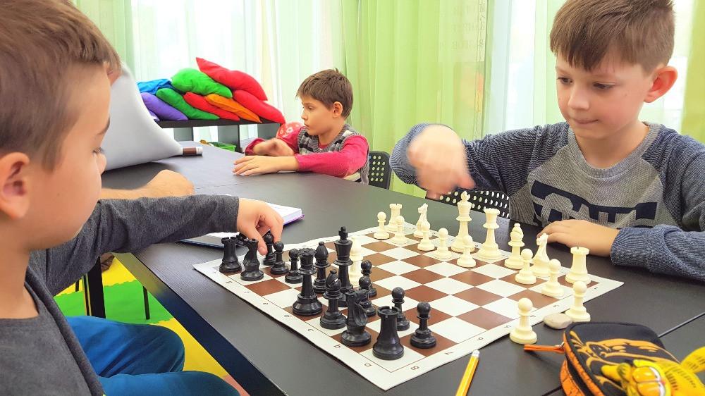 Шахматная секция, Либерти Скул
