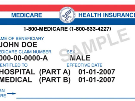 Receive your FREE dental work with your Medicare insurance!