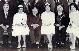 Lasserre Georges Maire 1925 à 1914 et 1944 à 1947