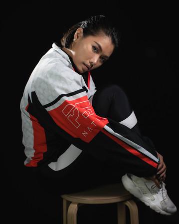 Athlete Portrait, Tribe BKK, Bangkok, Thailand