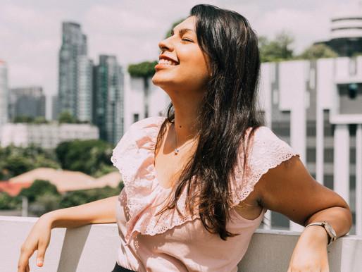 Blogger Photoshoot for Bangkok Storyteller, Ankita Sodhia