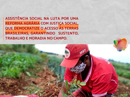 ✊🏾Dia Nacional de Luta pela Reforma Agrária