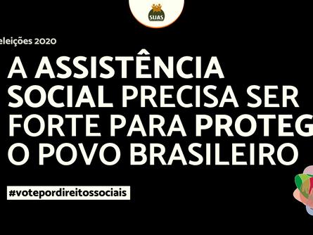 A ASSISTÊNCIA SOCIAL PRECISA SER FORTE PARA PROTEGER O POVO BRASILEIRO