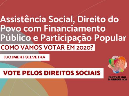 Eleições 2020 - Jucimeri Silveira