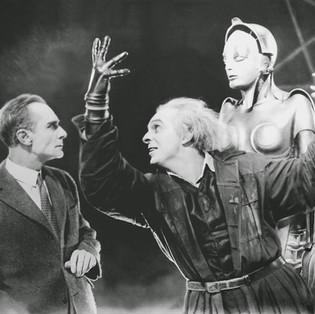 Imaginaire des robots