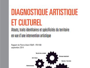 Vallée de la chimie : Diagnostique artistique et culturel
