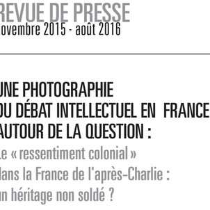 Photographie du débat intellectuel en France