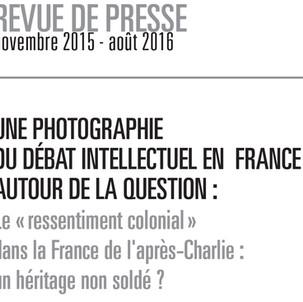 Photographie du débat intellectuel en France