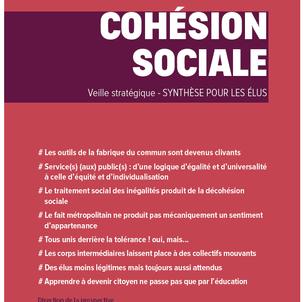 Cohésion sociale - Veille stratégique