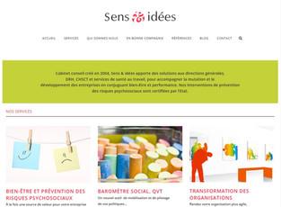 Articles pour le Blog de Sens & idées