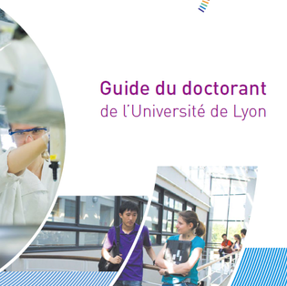 Guide du doctorant de l'Université de Lyon