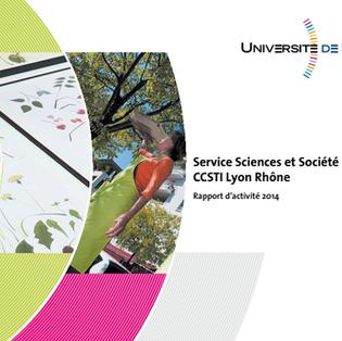 Rapport d'activité de l'Université de Lyon