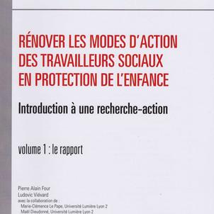Rénover les modes d'action des travailleurs sociaux en protection de l'enfance