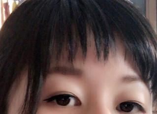 永遠の憧れの前髪