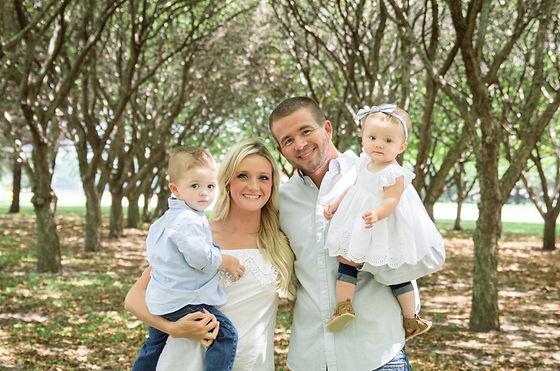 Burkett Family