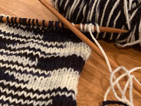 Knit + natter