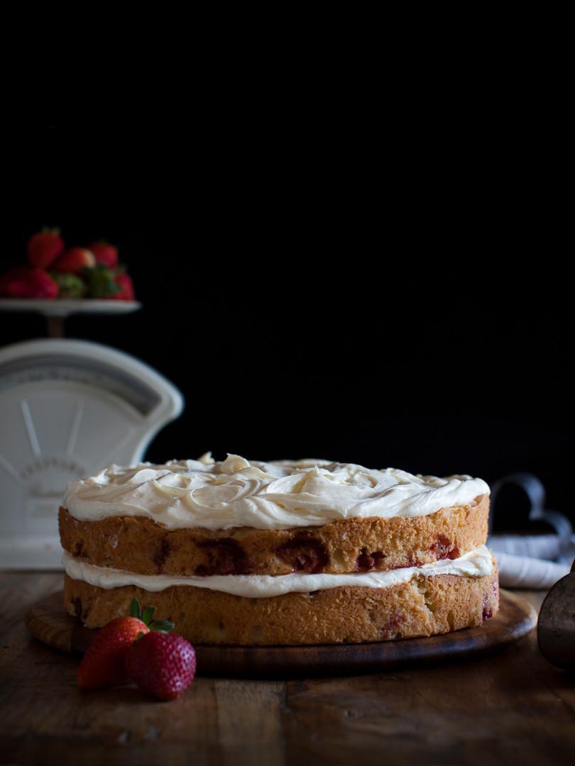 Strawberry Cream