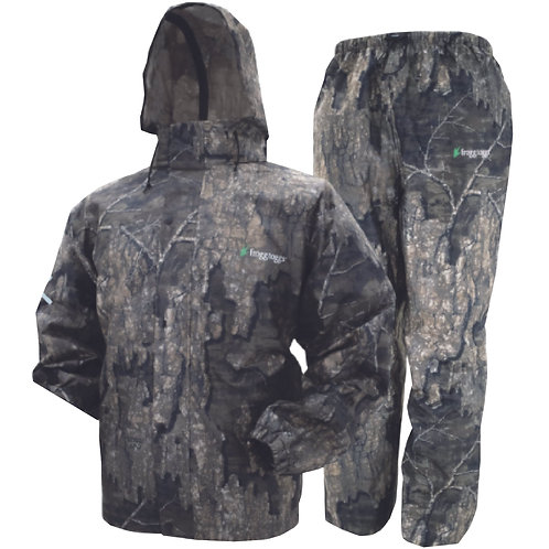 Frogg Togg Camo Rainsuits