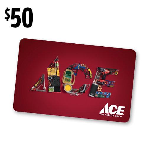 $50 Simpson Hardware Gift Card