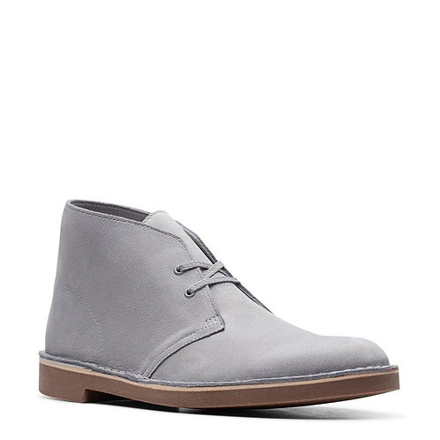 Collection by Clarks -Mens Bushacre Light Gray